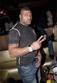 Rampage Jackson talks about why he wasn't in the first Pride FC game