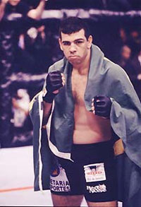 I'm calling it right now, Pedro Rizzo vs. Gary Goodridge will be fight of the year
