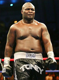 James Toney has just signed a multi-fight contract with the UFC