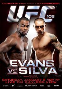 ZUFFA will counterprogram America's Next Top Model with UFC 108 tonight