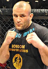 Mostapha Al-Turk's orbital socket gets another chance at UFC 112