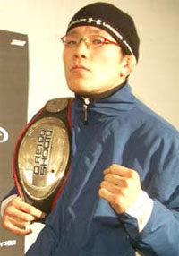 Shinya Aoki will fight a former Muay Thai Champion on October 24th