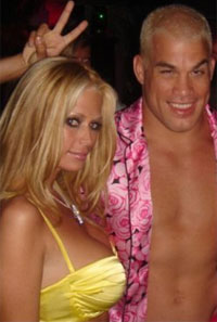 Tito Ortiz has been arrested for alleged domestic abuse against Jenna Jameson
