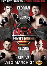 Gomi swings at air, Nelson collapses Struve and more antics at UFC FN 21