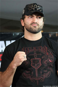 Andrei Arlovski is taking his loss against Bigfoot better than you think
