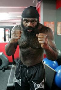 Kimbo Slice will NOT be participating in Bellator's heavyweight tournament