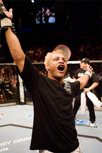 Koscheck grabs the win over Daley, then gets punched