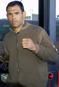 Since Griffin is out of UFC 114, who could face Lil Nog with 4-weeks notice?