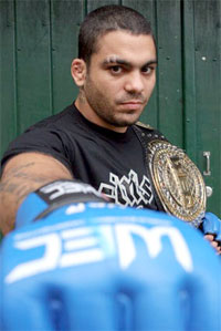 Paulo Filho's reason for dropping out of Bellator: He was too strong