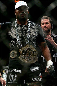 Blast to the Past: Rampage Jackson has been slamming dudes since he was young. This is proof