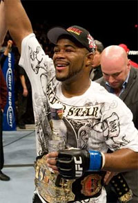Rashad Evans says Jon Jones is not some 'god' we all need to pray to at night and he will prove it