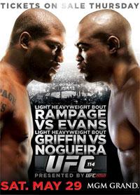 Cat's UFC 114 Picks: Full of Haterade and Knee Socks