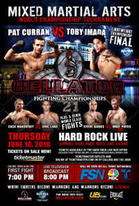 Your handy guide to the MMA Marathon that starts in less than 24 hours