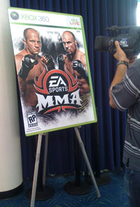 MiddleEasy's exclusive hands-on preview of EA Sports MMA