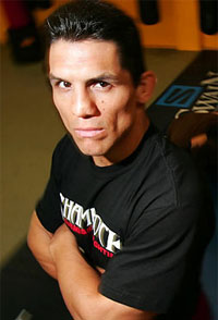 Frank Shamrock cried every morning for two weeks prior to his retirement