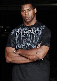 Herschel Walker will be a downloadable character in EA Sports MMA
