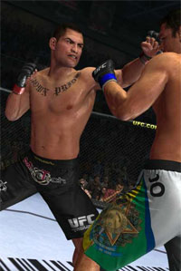 ZUFFA plans to battle Wii-Fit with their own 'UFC Trainer' fitness game