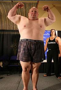 Butterbean really wants to knock out Mariusz Pudzianowski