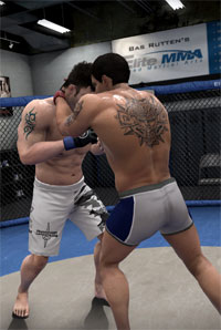 Breaking down the 'Career Mode' in EA Sports MMA
