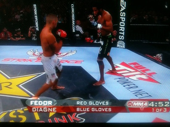 Strikeforce referred to Caros Fodor as 'Fedor' and you probably didn't even know