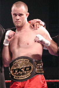 So we talked to the only guy to ever defeat Chael Sonnen three times and here's what he said…