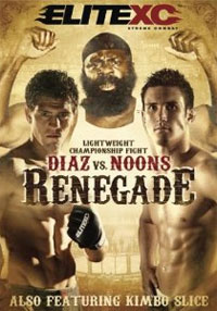 KJ Noons facing Nick Diaz on October 9th proves that he isn't scared, homie