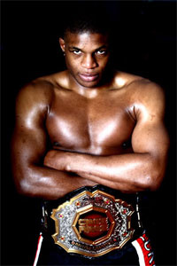 Paul Daley is training with Mike Passenier to increase his chance of severing heads