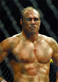 Randy Couture beat James Toney, an outcome you all knew would happen
