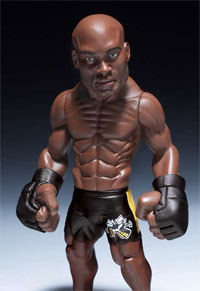 Anderson Silva admits the toughest fight of his career was against Mach Sakurai