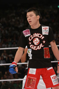Shinya Aoki doesn't think the UFC has been interesting lately