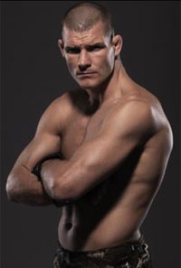 Michael Bisping thinks Patrick Cote is an irrelevant piece of [expletive]