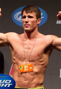 It's official, Chael Sonnen has received a year long suspension from MMA