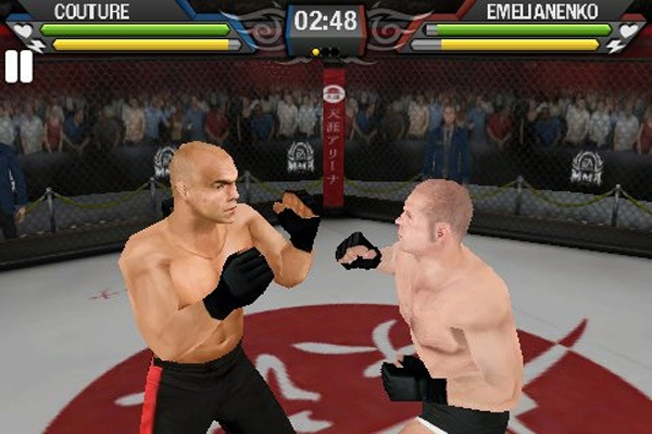 EA Sports MMA will be on your iPhone and no one even knew