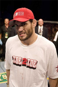 Jon Fitch may not get the title shot that was promised to him after UFC 117