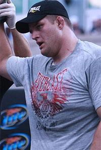 Cole Konrad becomes Bellator's first heavyweight champion