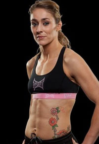 Marloes Coenen is the NEW Strikeforce 135lb champion