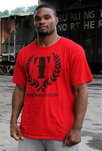 It's time to hop aboard the Tyron Woodley express