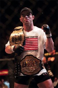 Jens Pulver has not retired and will headline an event in Minneapolis