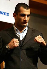 Gegard Mousasi vs. Jerome Le Banner will probably go down at Dynamite!! 2010