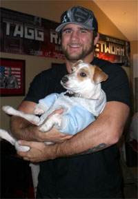 NEVER hold up traffic in Las Vegas when Phil Baroni is in the car, or THIS may happen to you…