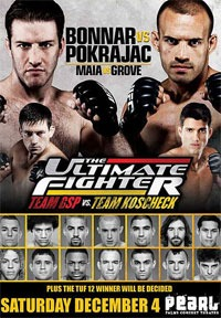 Don't forget, The Ultimate Fighter Season 12 finale goes down tonight