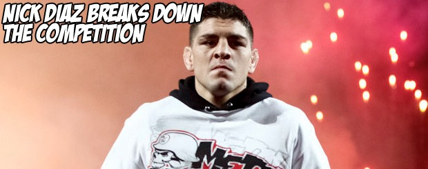Nick Diaz likens being stuck in the fight game to doing time in prison