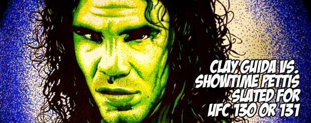 Clay Guida vs. Showtime Pettis slated for UFC 130 or 131