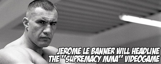 Jerome Le Banner main eventing KSW 18 in February