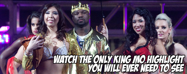 Watch the only King Mo highlight you will ever need to see
