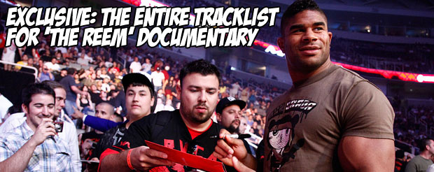 Exclusive: The entire tracklist for 'The Reem' documentary