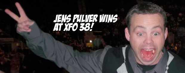 Watch Jens Pulver grab his first win in over three years at XFO 38