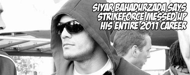 Sexyama is injured, and Siyar Bahadurzada vs. Thiago Pitbull Alves is set for UFC 149