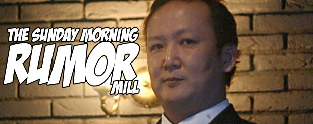 The Sunday Morning Rumor Mill