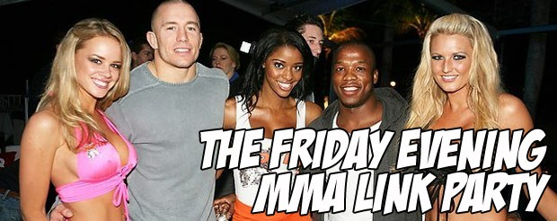 The Friday Evening MMA Link Party